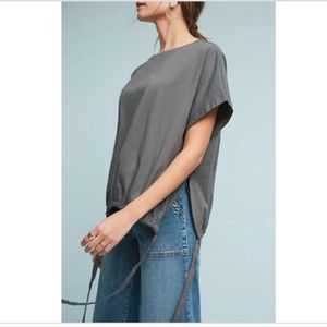 Anthro Eri + Ali | Teagan side tie top